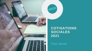 cotisations sociales 2021